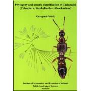 Phylogeny and generic classification of Tachyusini