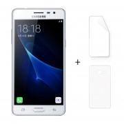 """Samsung Galaxy J3 Pro J3110 5.0 """"2 + 16 Quad Core 8.0MP Plata + Protector De Pantalla + Estuche"""