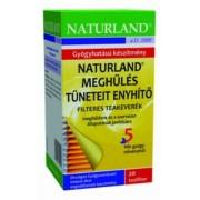 Naturland Meghűlés tüneteit enyhítő teakeverék filteres, 20x1,8g