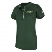Heineken The ultimate classic piece of garment: the polo shirt. The high-quality fabric, beautifully designed details and Heineken and Formula 1 branding make this polo shirt a must-have item.