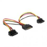 SATA razdelni kabl za napajanje 0.15m Gembird CC-SATAM2F-02