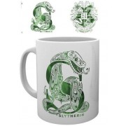 GYE Harry Potter - Slytherin Monogram Mug