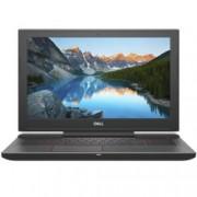 "Лаптоп Dell Inspiron G5 5587 (DI5587I58300H8G128G1050_UBU-14), четириядрен Coffee Lake Core i5-8300H 2.3/4.0 GHz, 15.6"" (39.62 cm) Full HD Anti-Glare IPS дисплей, GeForce GTX 1050 Ti(HDMI), 8GB RAM, 1TB HDD+128GB M.2, 1x USB 3.1 C, 2x USB 3.1, Ubuntu"