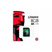 Memoria Micro SD Kingston Clase 10 8GB-Negro