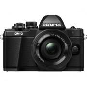 Aparat Foto Digital Compact Olympus E-M10 Mark II + EZ-M1442EZ Negru
