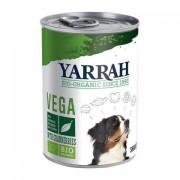 Mancare vegana si vegetariana cu afine pentru caini, 380g, Yarrah
