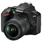 Nikon D3500 Kit (AF-P DX Nikkor 18-55mm f/3.5-5.6G VR) DSLR Camera (Black)