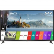 "LED TV LG 55"" 55UJ6307 UHD SMART BLACK"