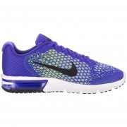 Tenis Running Hombre Nike Air Max Sequent 2-Azul