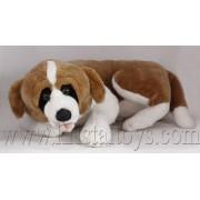 Голямо плюшено куче Санбернар