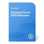 Microsoft Exchange Server 2010 Enterprise, 395-02556 elektronikus tanúsítvány
