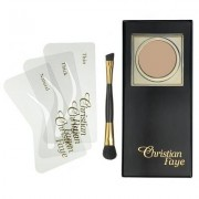 Christian Faye Eyebrow Make-up Kit Tan