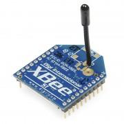Modul XBee 1mW cu Antenă cu Fir - Seria 1 (802.15.4)