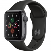 Apple Watch Series 5 40mm Sport Band - Black