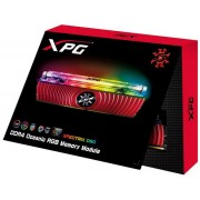 Adata XPG Spectrix D80 16Gb(8Gb x 2) DDR4-3600 (pc4-28800) CL17 1.35v Desktop Memory Module with Water cooling + RGB