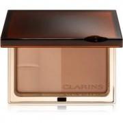 Clarins Bronzing Duo Mineral Powder Compact Mineral Bronzing Powder Shade 02 Medium 10 g