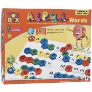 Toysbox Alpha Words (Capital And Lower Case)