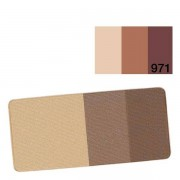 AVEDA Petal Essence Eye Color Trio 971 Golden Jasper, 2,5 g