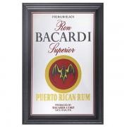 Barspegel Bacardi 22x32