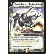 Duel Masters Original Death Cruzer Playable Collectible Card