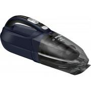 Aspirator de mână Bosch BHN20L, Cyclonic Airflow, 18 V, Autonomie 45 min (max.), Indicator încarcare, Filtru lavabil, 2 trepte de putere, 400 ml, Albastru