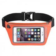 de NatureHike los hombres deportes al aire libre / mujeres que dirigen bolso de la cintura de la correa de color naranja -