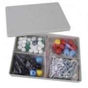 Alcoa Prime Molecular Model Set Organic & Inorganic Chemistry Teaching Educational Kit