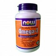 Now Omega-3 lágyzselatin kapszula, 100 db