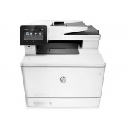 Hp Multifuncion hp laser color laserjet pro m477fdw fax/ a4/ 27ppm/ usb/ red/ adf/ eprint/ red/ duplex/ wifi/ usb/ nfc