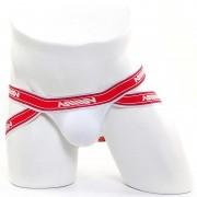 MIIW Brave Mesh Jock Strap Underwear White 3001-40