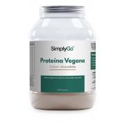 Simply Supplements Proteína Vegana SimplyGo - 900