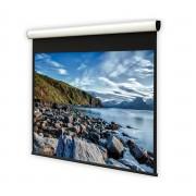 DELUXX Cinema Elegance elektrisch projectiescherm 233 x 192 cm mat wit Varico Home