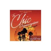 CD Duplo The Chic Organization - Up All Night