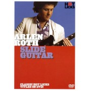 Arlen Roth: Slide Guitar [DVD] [2009]