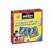 Детска игра, Игра Мемори карти 72 ел. - Дисни Мики Маус, 7021411