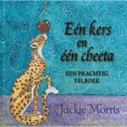 Eén kers en één cheeta - Jackie Morris