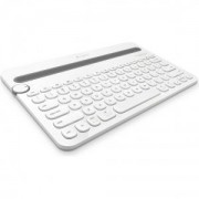 Logitech Bluetooth Multi-Device Keyboard K480, White