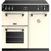 Stoves Richmond Deluxe S900EI 90cm Electric Range Cooker with Induction Hob - Cream - A/A/A Rated