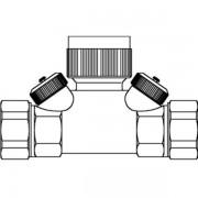 Oventrop Hycocon Inregelafsluiter TM 1 DN25 PN16 Kvs = 36 m3/h binnendraad 1068668