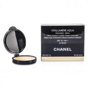 Vitalumiere Aqua Fresh And Hydrating Cream Compact MakeUp SPF 15 Refill - # 30 Beige 12g/0.42oz Vitalumiere Aqua Fresh Хидратиращ Компактен Крем със SPF 15 Пълнител - # 30 Бежово