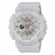Reloj Casio Baby-G BA-110GA-8A-Blanco