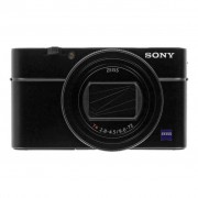 Sony Cyber-shot DSC-RX100 VII negro refurbished