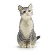 Figurina Schleich - Pisica, Asezata - 13771