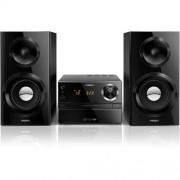 Music System, Philips, Микро музикална система, 70W, CD, MP3-CD, USB, FM (MCM2350)