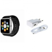 QWERTY GT08 Smart Watch Mobile Charger for SAMSUNG GALAXY S DUOS 3