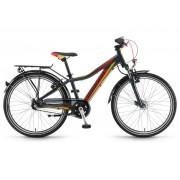 Winora dash 24 3-Sp Nexus CB - 18 Winora dark blue/red/orange - City Bikes 32