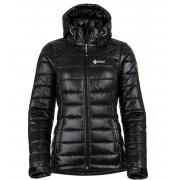 KILPI Dámská zimní bunda GIRONA-W HL0043KIBLK Černá 38