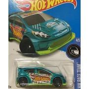 HOT WHEELS Hot Wheels '12 ford fiesta Ford Fiesta Green # 307