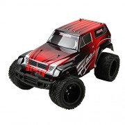 RC Car, FSTgo BG1509 High Speed 35MPH 4x4 Fast Race Cars Crawlers1:12 SCALE RTR Racing 4WD ELECTRIC POWER W/2.4G Radio Remote control Off Road Truck Big Wheel Rover Red