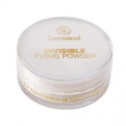 Dermacol Pudră de fixare (Invisible Fixing Powder) 13,5 g Natural